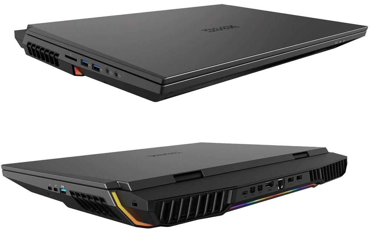 Schenker XMG Ultra 17 — ноутбук на базе Intel Core i9-11900K и GeForce RTX 3080