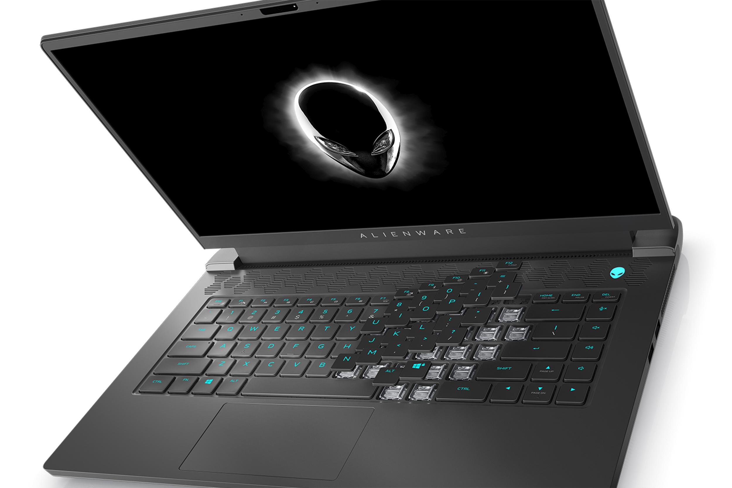 Alienware представила первый за 14 лет ноутбук на базе процессора AMD