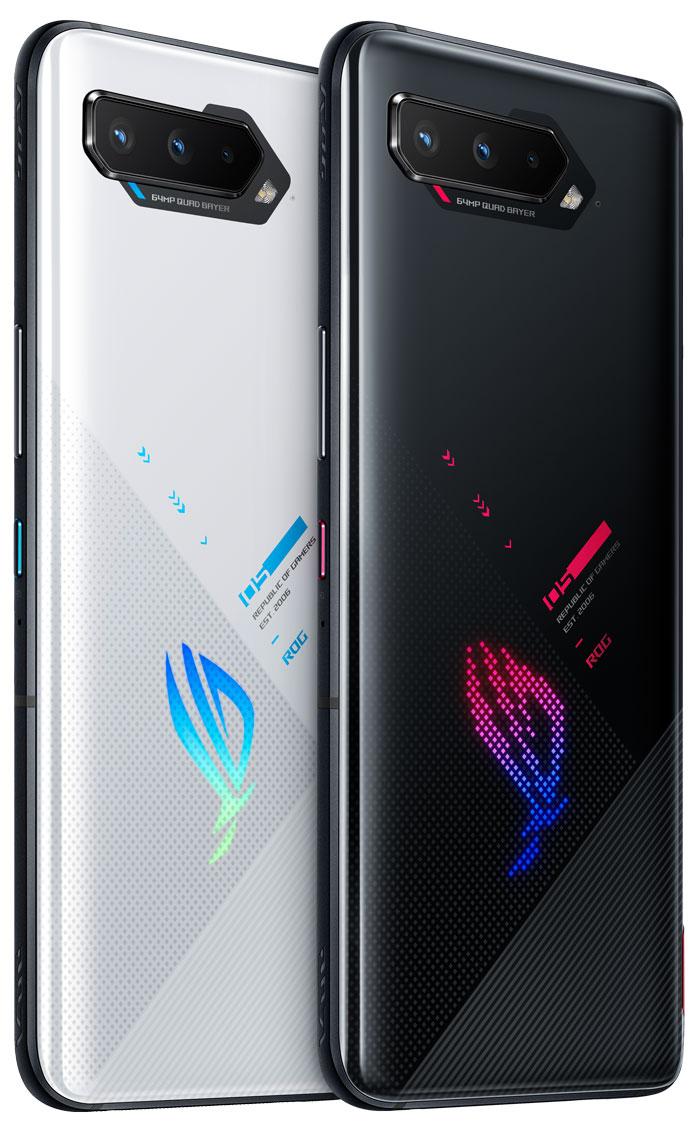 Игровой смартфон ASUS ROG Phone 5 доступен в Украине