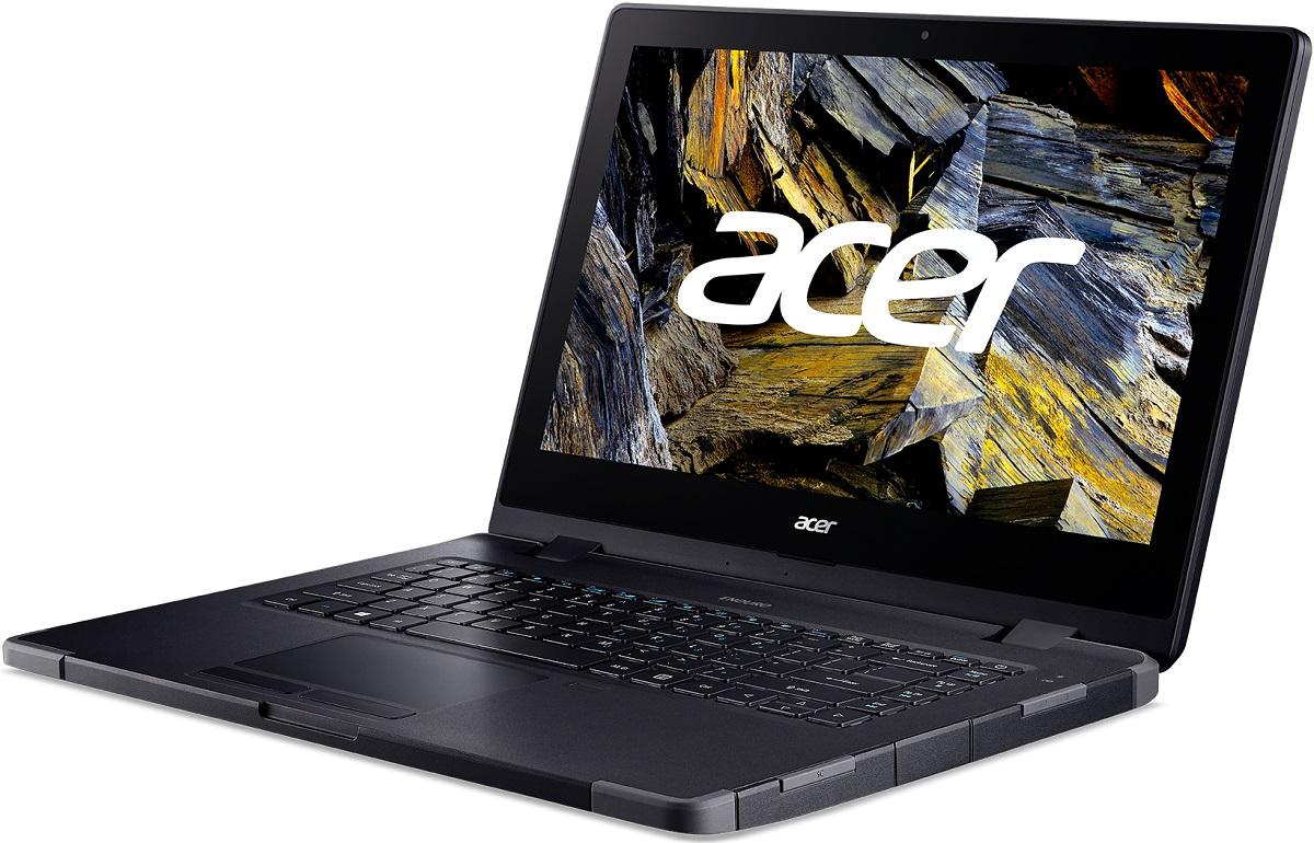 Acer представила в Украине обновлённые ноутбуки с процессорами Intel и AMD