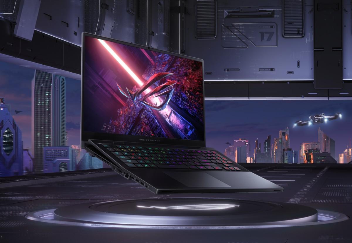 ASUS анонсировала 17,3-дюймовый ноутбук ROG Zephyrus S17