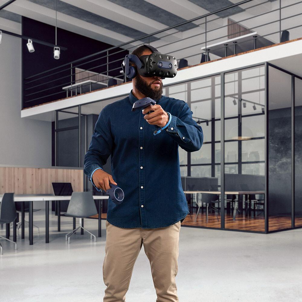 HTC представила VR-гарнитуры Vive Pro 2 и Vive Focus 3