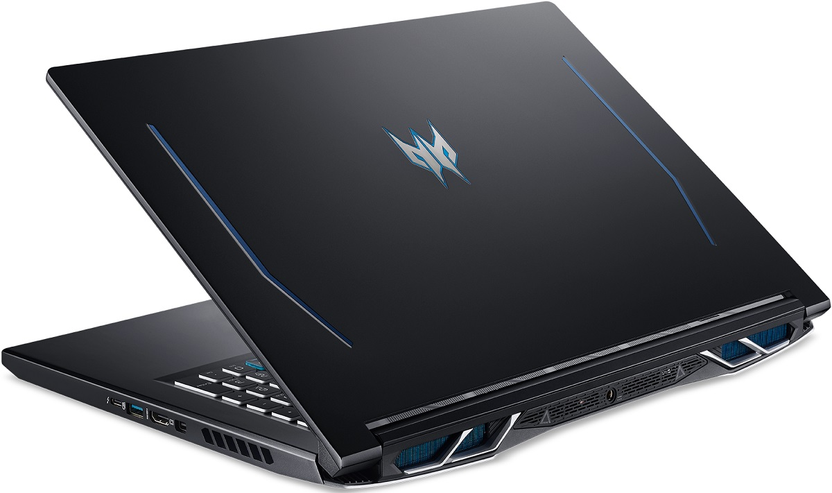 Acer обновила ноутбуки Predator и Nitro до 45-ваттных чипов Intel Tiger Lake