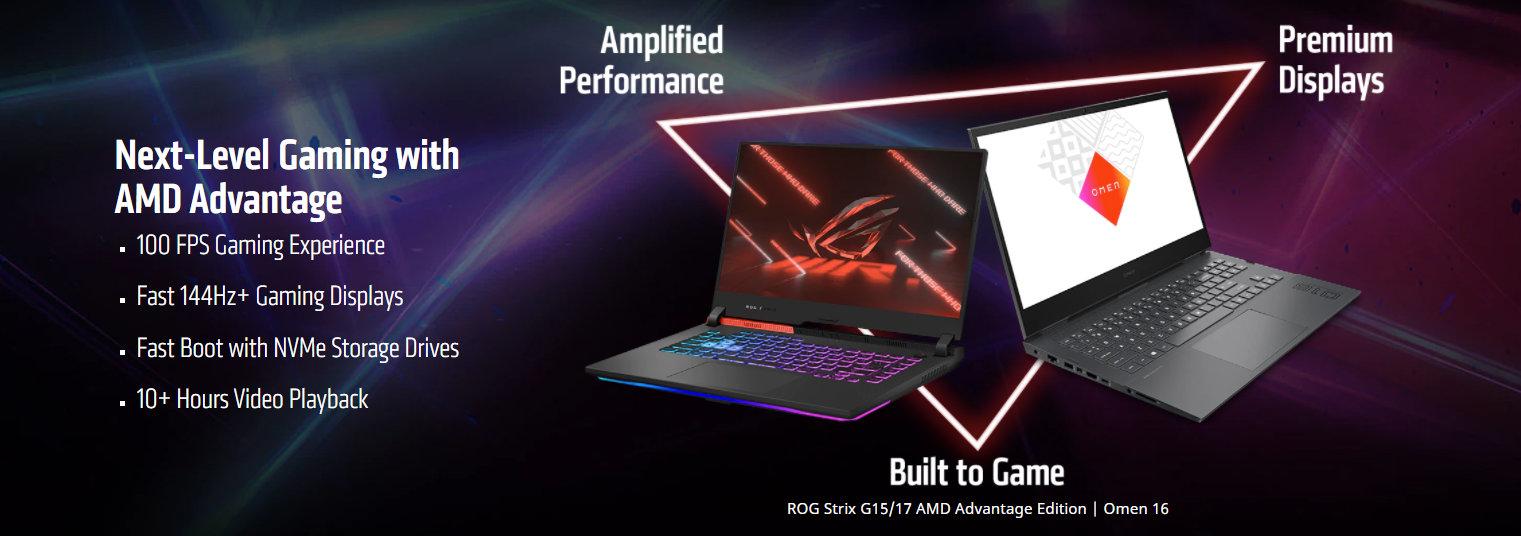 HP Omen 16.1 с графикой Radeon RX 6600M замечен в рознице по цене $1480