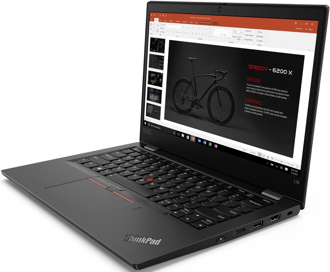 Lenovo представила новые ThinkPad на платформах Intel и AMD