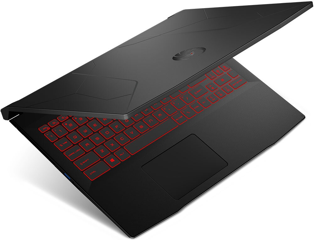 Игровой ноутбук MSI Bravo 15 обновился до процессоров AMD Ryzen 5000H