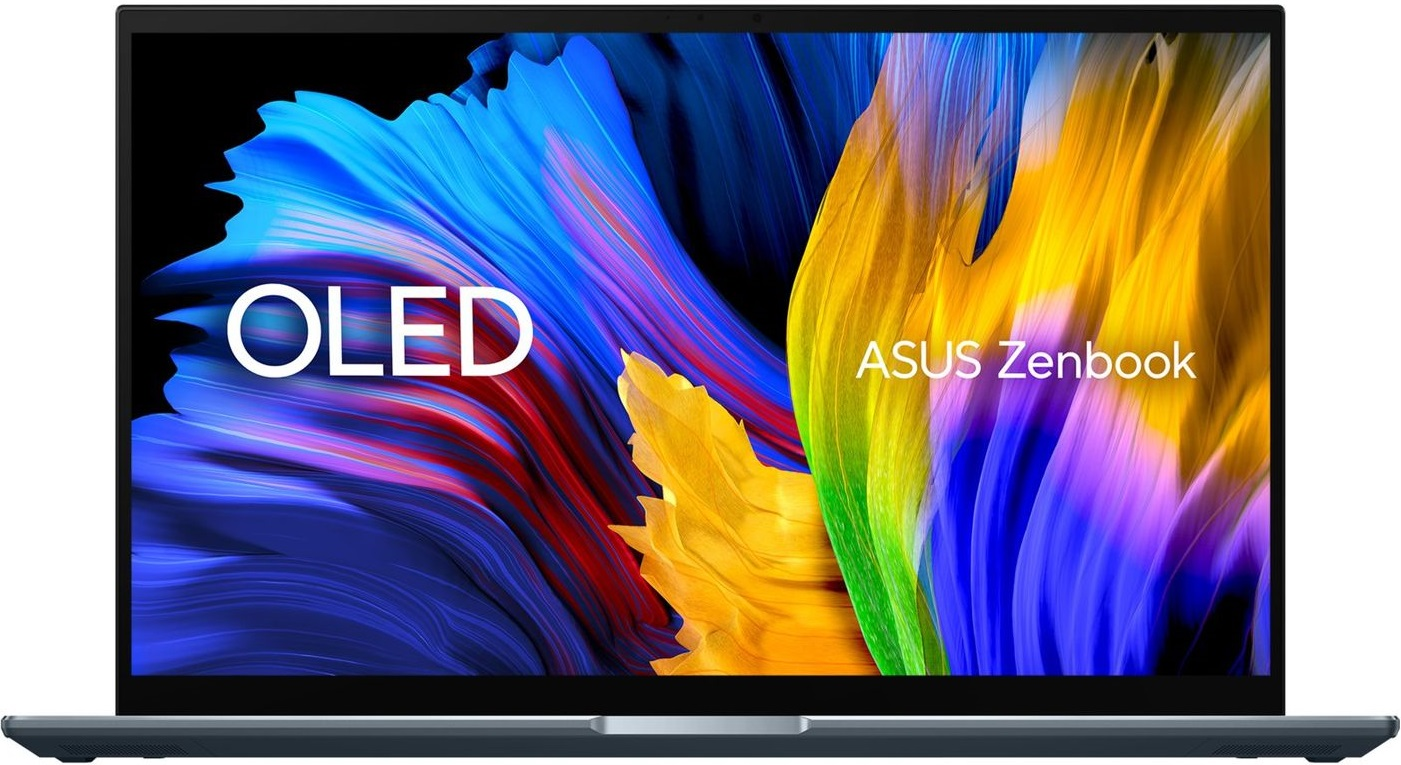 ASUS оснастила ZenBook 15 OLED процессором AMD Ryzen 5000 и графикой GeForce RTX 3050 Ti