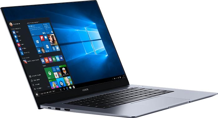 Лэптопы Honor MagicBook X официально доступны в Украине