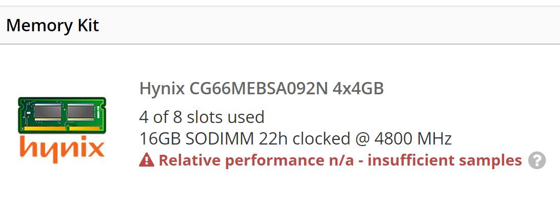 Gigabyte «засветила» ноутбук с процессором Intel Alder Lake-P и памятью DDR5-4800