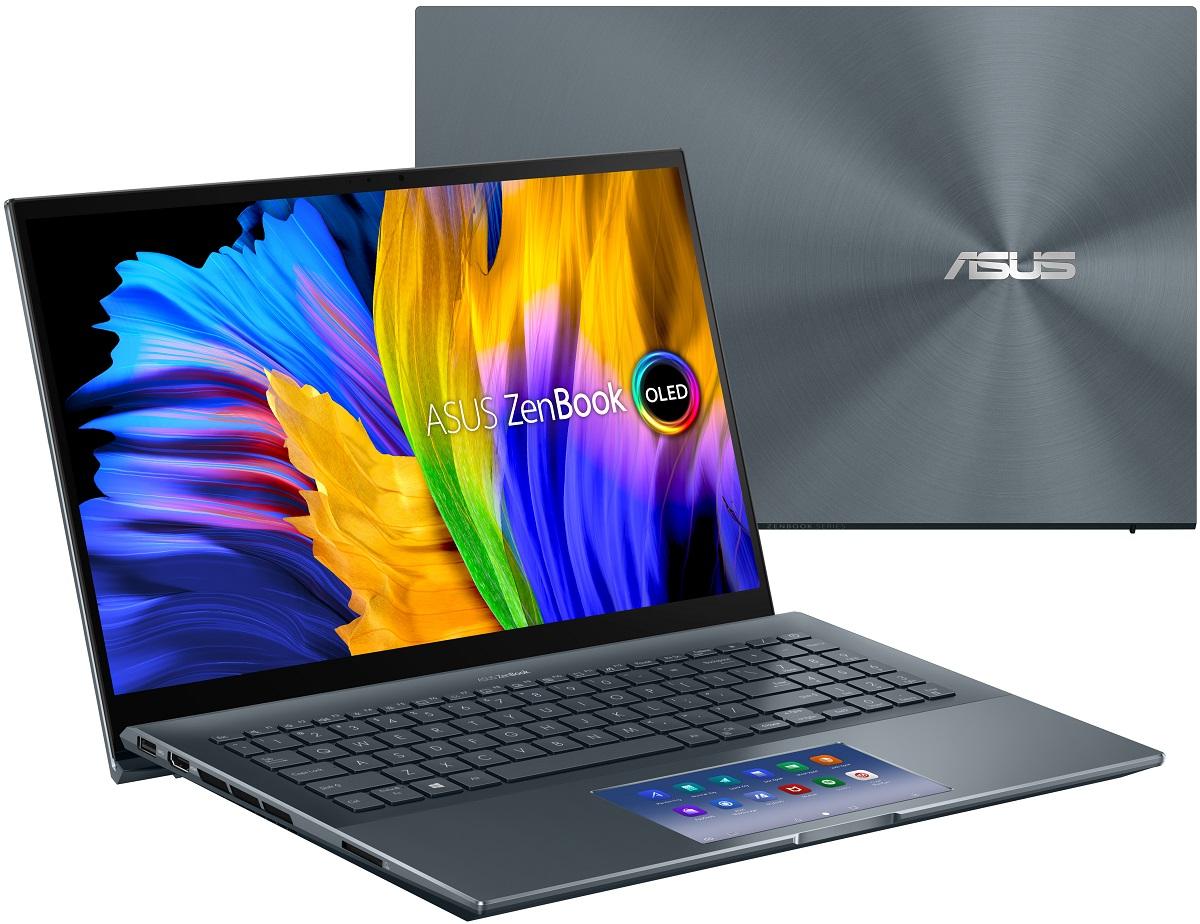 ASUS представила широкую линейку ноутбуков для создателей медиаконтента