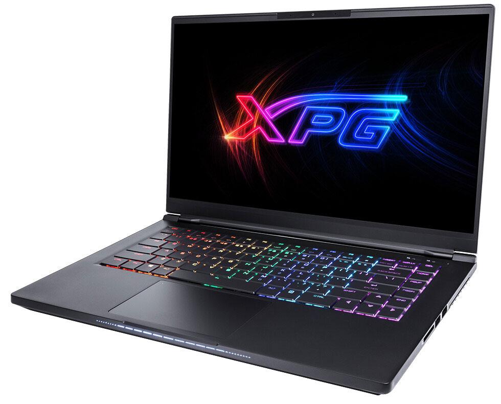 Adata представила игровой ноутбук XPG Xenia 15 KC