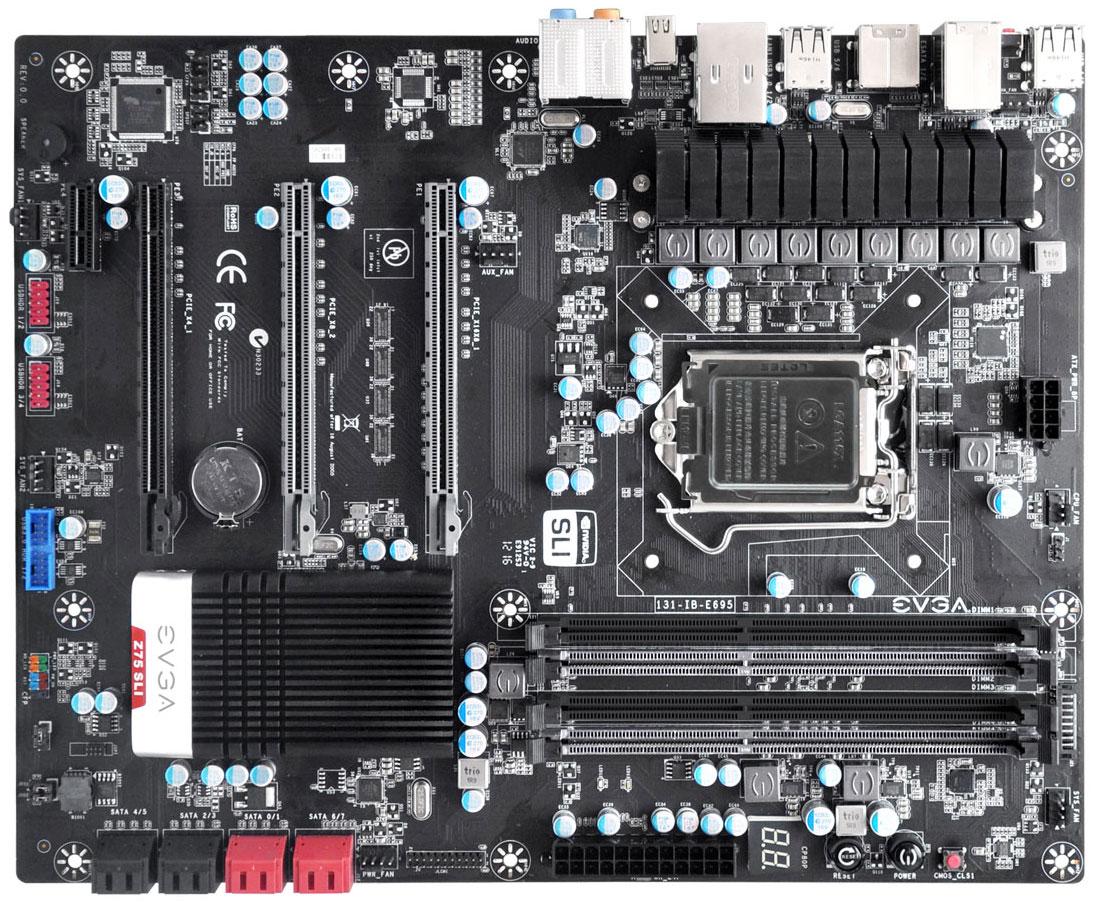 EVGA Z75 SLI DRIVERS FOR MAC