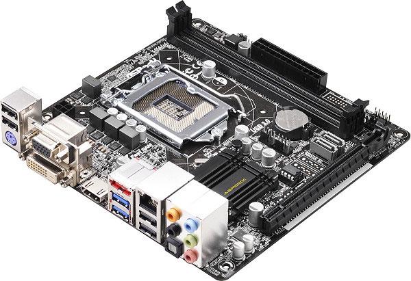 ����������� ����� ASRock H81M-ITX