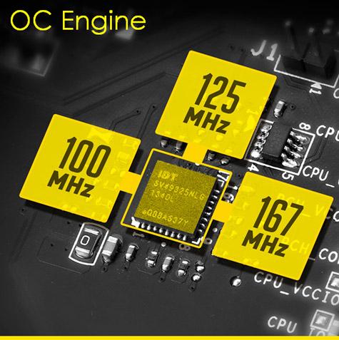 MSI OC Engine