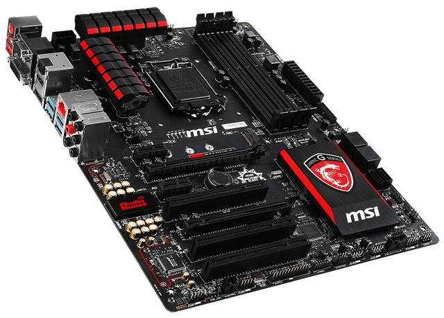 ����������� ����� MSI Zxx Gaming 3