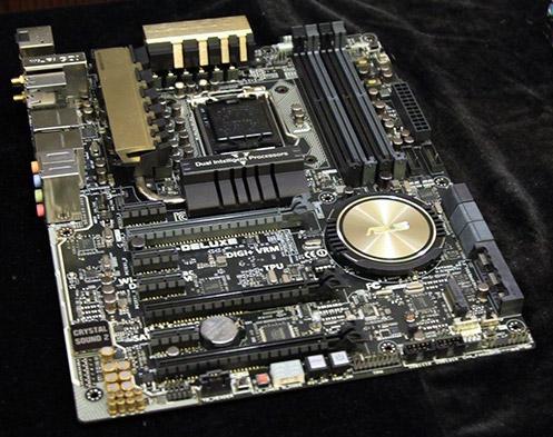����������� ����� Asus Z97-Deluxe