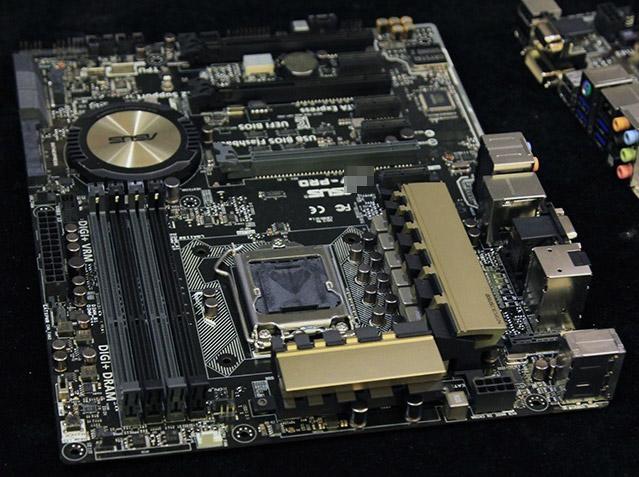 ����������� ����� Asus Z97-Pro
