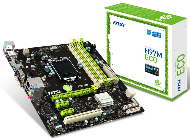 MSI Eco Series