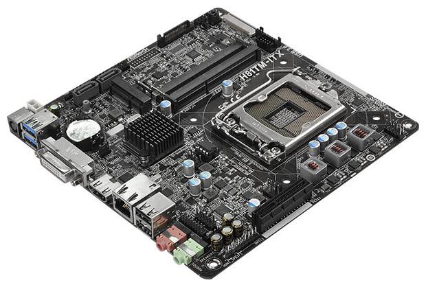 ����������� ����� ASRock H81TM-ITX R2.0