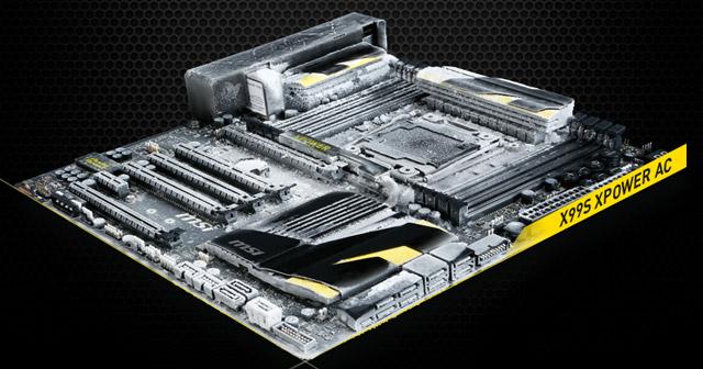 ����������� ����� MSI X99S XPower AC