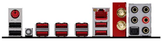 ����������� ����� MSI X99S Gaming 9 ACK