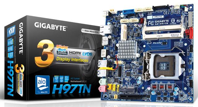 Gigabyte GA-H97TN