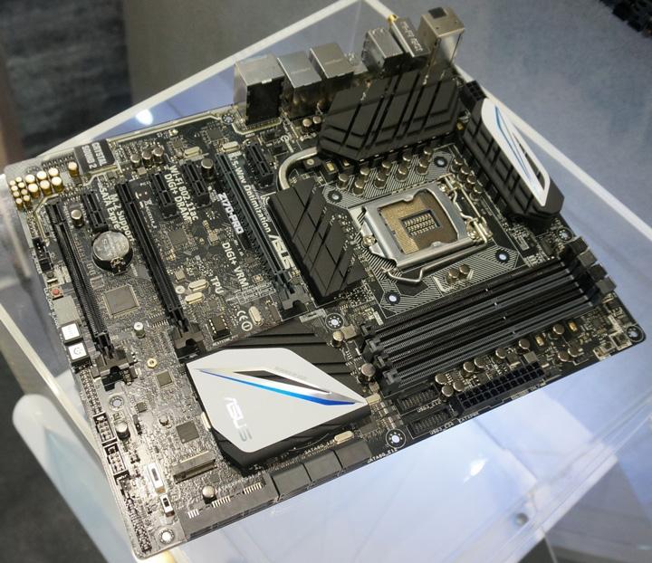 ����������� ����� Asus Z170-Pro