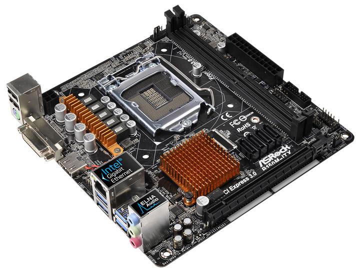 Материнская плата ASRock B150M-ITX