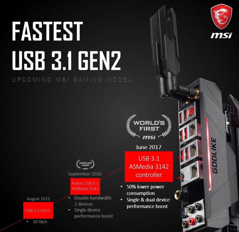 MSI X99 Godlike Gaming