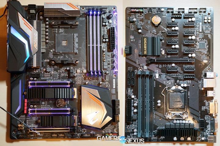 Gigabyte Aorus X470 Aorus Gaming 7 WiFi