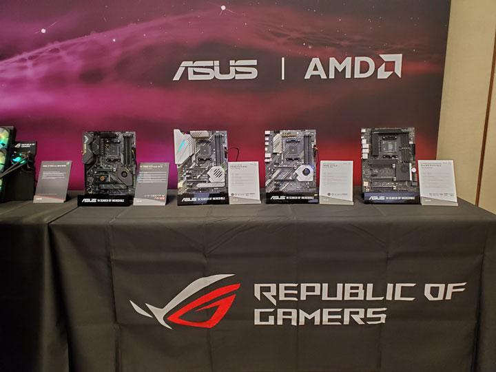 Многообразие плат ASUS на чипсете AMD X570: от TUF до