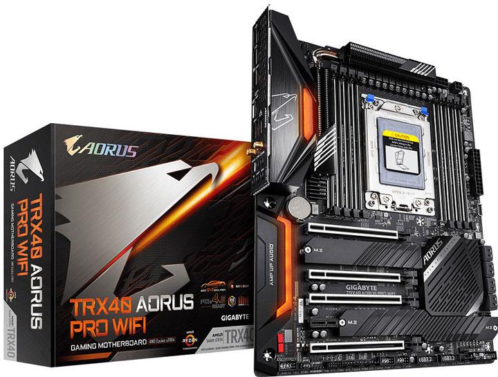 TRX40 Aorus Pro Wi-Fi