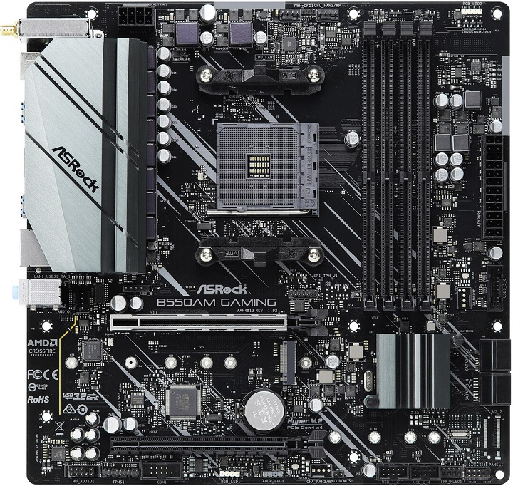 ASRock B550AM Gaming