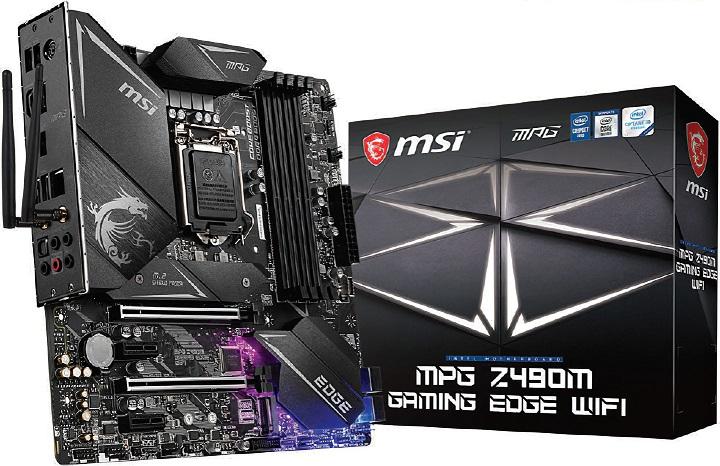 MPG Z490M Gaming Edge WIFI