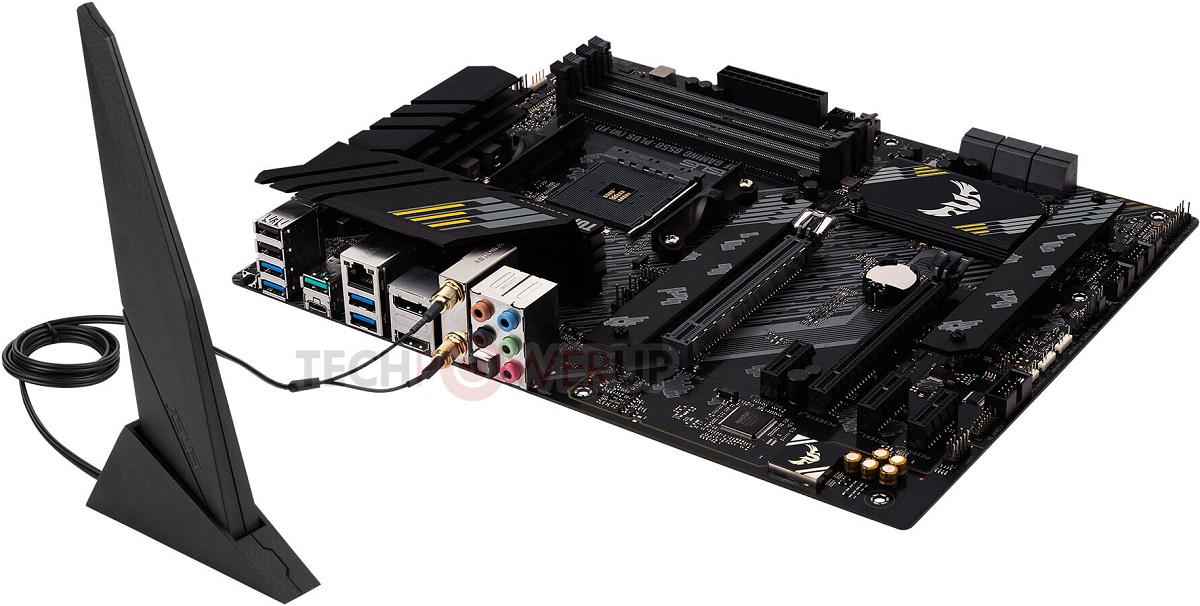 ASUS TUF Gaming B550-Plus WiFi