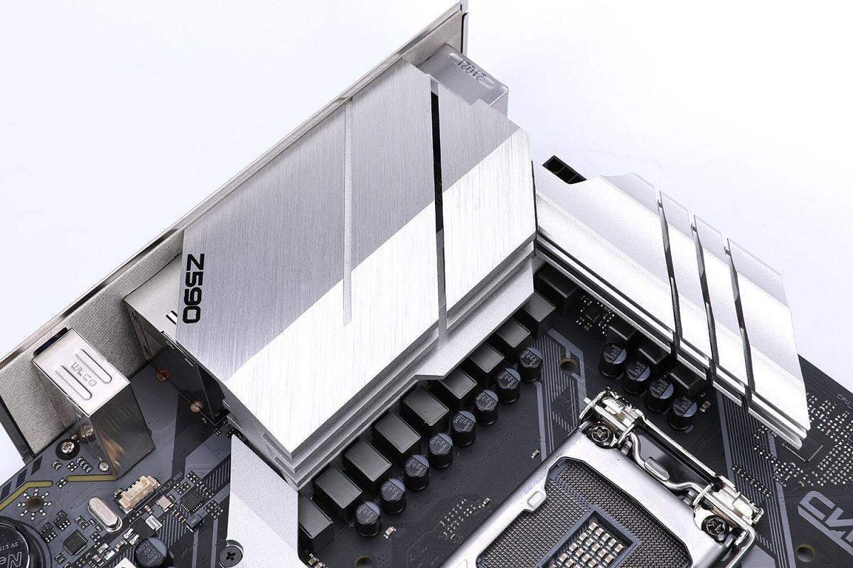 Colorful выпустила плату CVN Z590M Gaming Pro типоразмера microATX