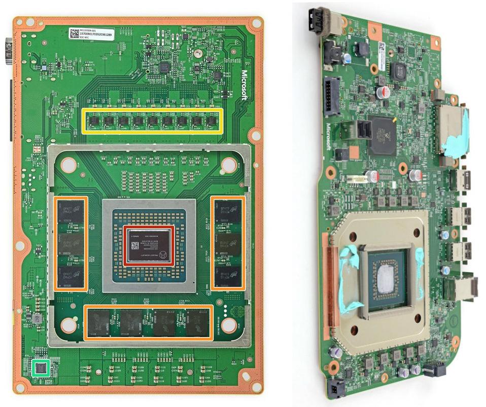 AMD 4700S — настольный вариант процессора от консолей Xbox Series X/S