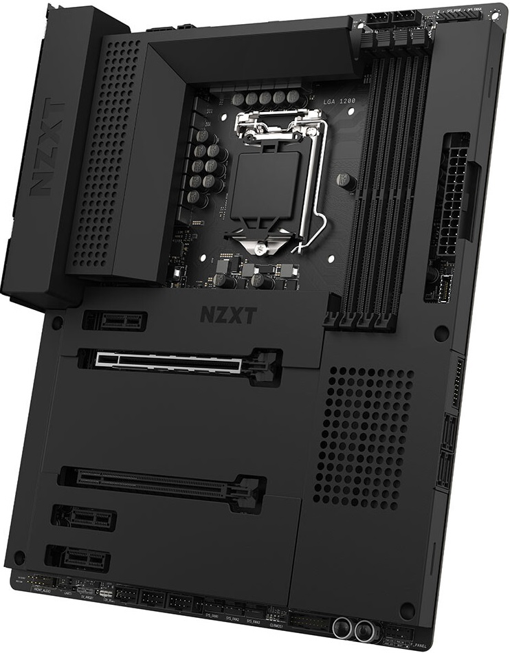 NZXT выпустила материнскую плату N7 Z590