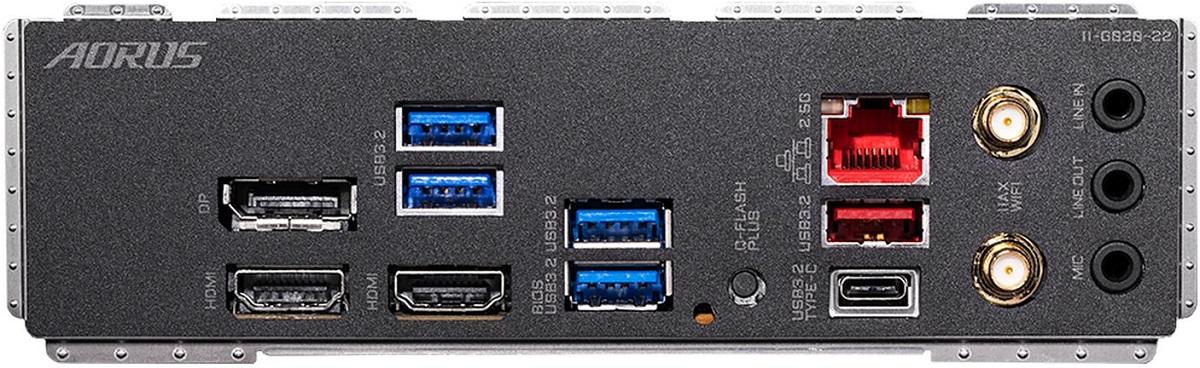 Gigabyte X570SI Aorus Pro AX — плата Mini-ITX с пассивным охлаждением чипсета