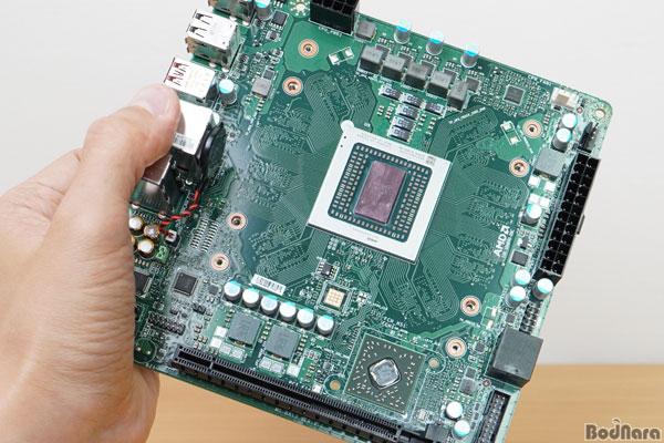 Платформа AMD 4700S Desktop Kit использует урезанный процессор от PlayStation 5