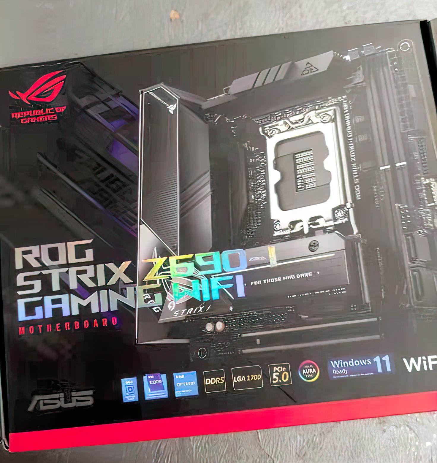 ASUS ROG Strix Z690-I Gaming WiFi