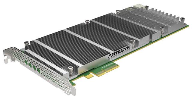 Artesyn SharpStreamer PCIE-7207