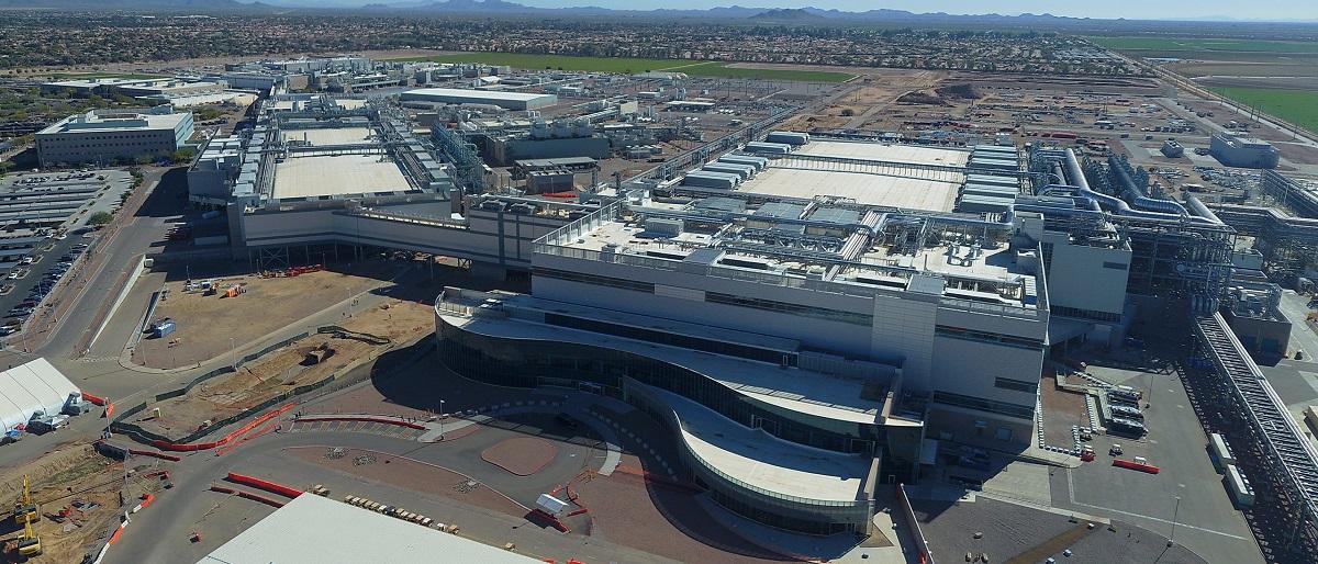 Intel ищет субсидии на сумму $10 млрд для строительства европейской фабрики