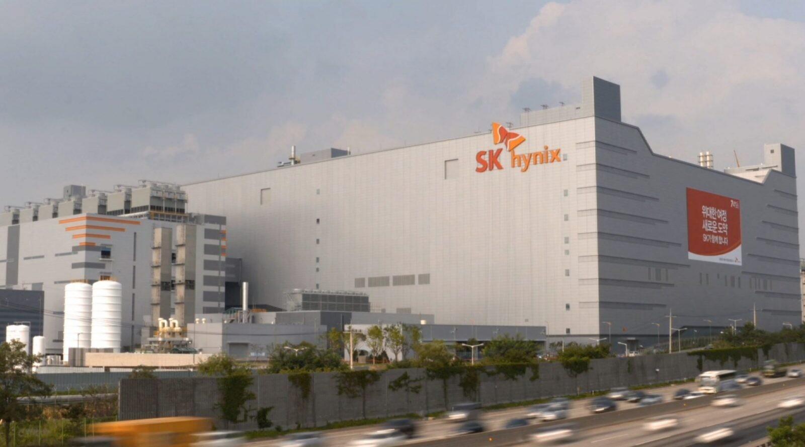 SK Hynix инвестирует $106 млрд в производственный комплекс в Южной Корее