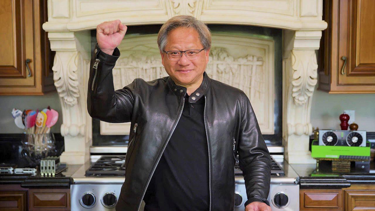 Дженсен Хуанг выступит с докладом на GTC 2021 со своей кухни