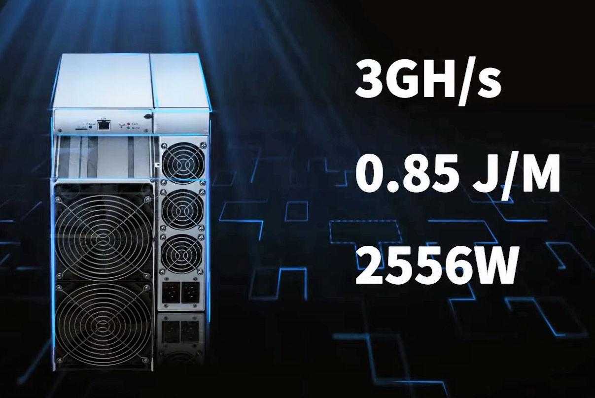 Bitmain Antminer E9 в добыче Ethereum эквивалентен 25 видеокартам GeForce RTX 3090