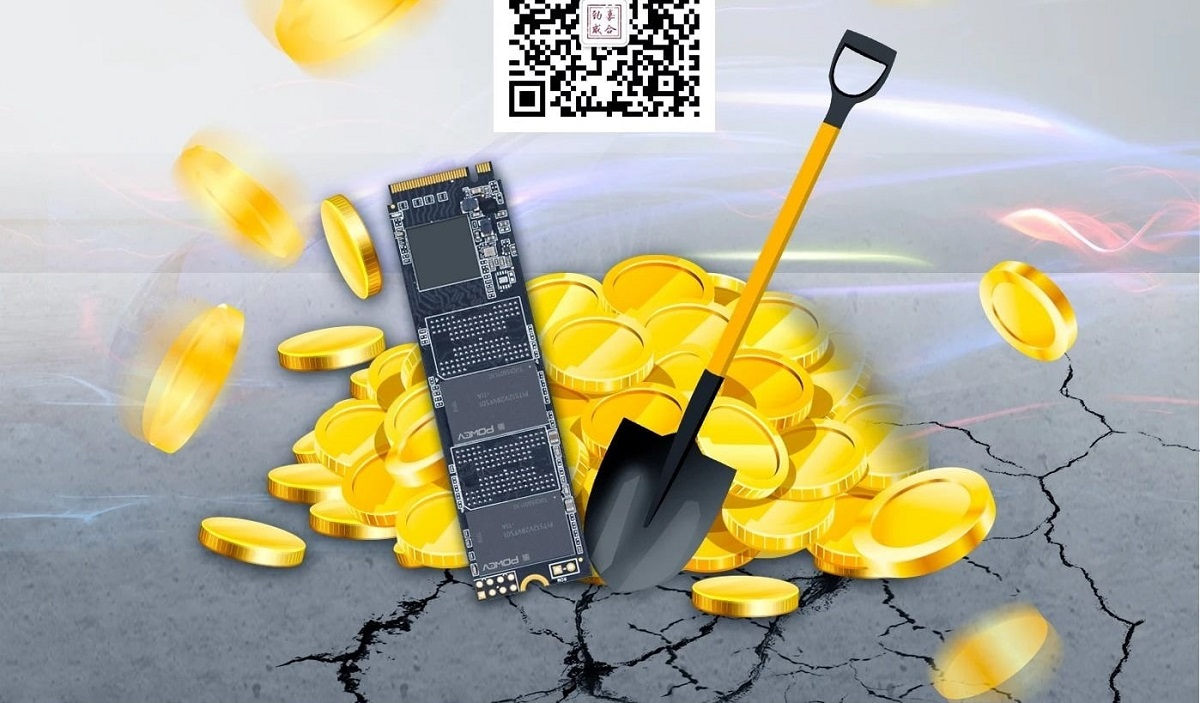 Объем сети накопителей криптовалюты Chia Coin перевалил за 10 эксабайт
