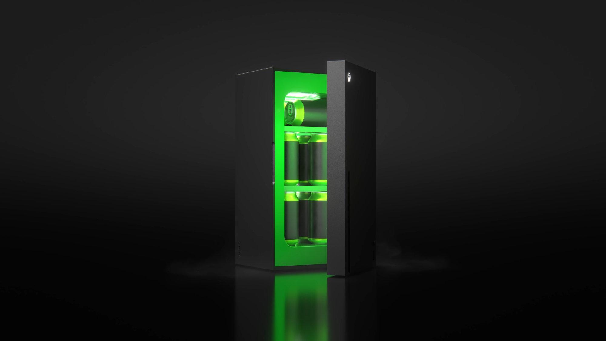 Microsoft представила холодильник Xbox Mini Fridge / Новости / Overclockers.ua