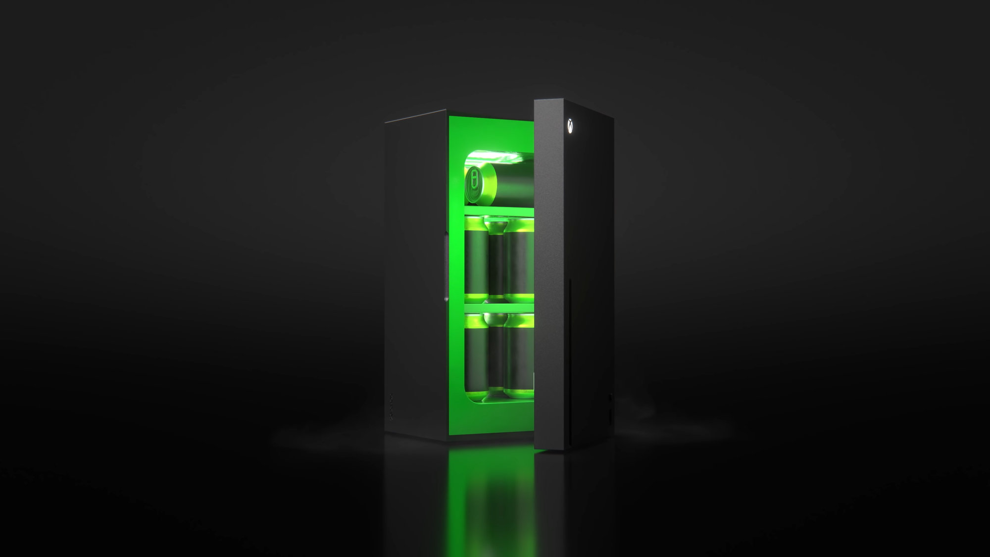 Microsoft представила холодильник Xbox Mini Fridge