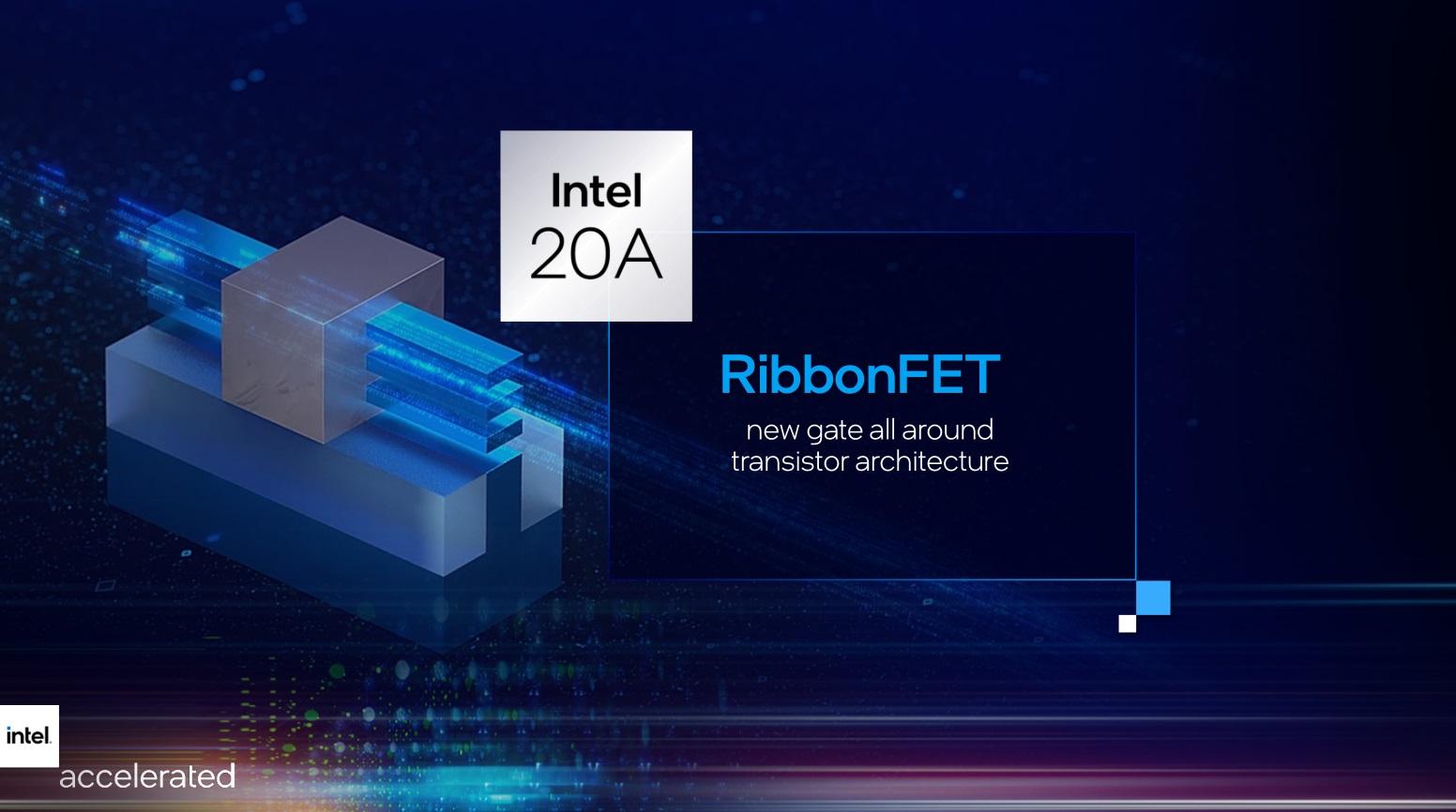 Intel Foundry Services будет выпускать микросхемы для Qualcomm по технологии 20A